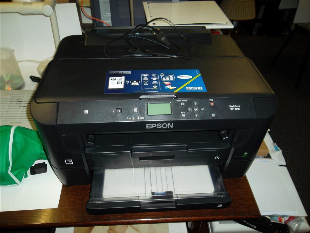 1.2  Tiskárna WF 7210  Epson