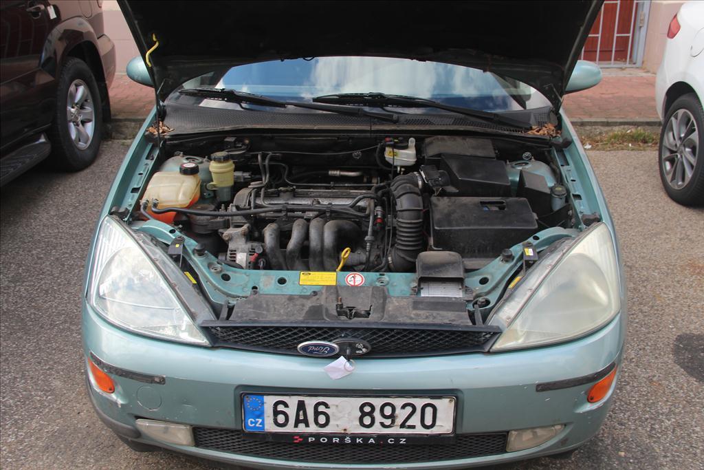 1.Osobní automobil FORD FOCUS DBW, RZ: 6A68920