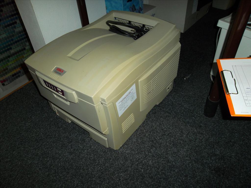 1.5. Tiskárna OKI C3100