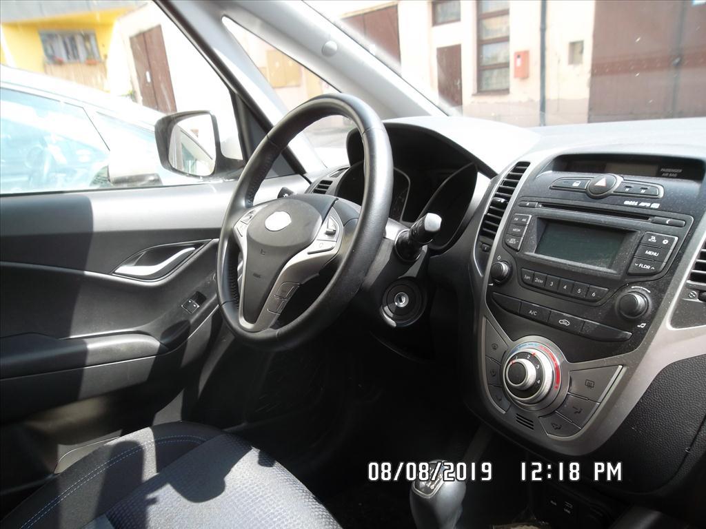 Osobní automobil Hyundai JC, IX   RZ:6AK8132
