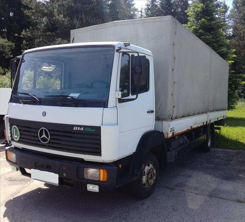 Územní pracoviště pro Prahu 4 oznamuje konání veřejné dražby nákladních automobilů