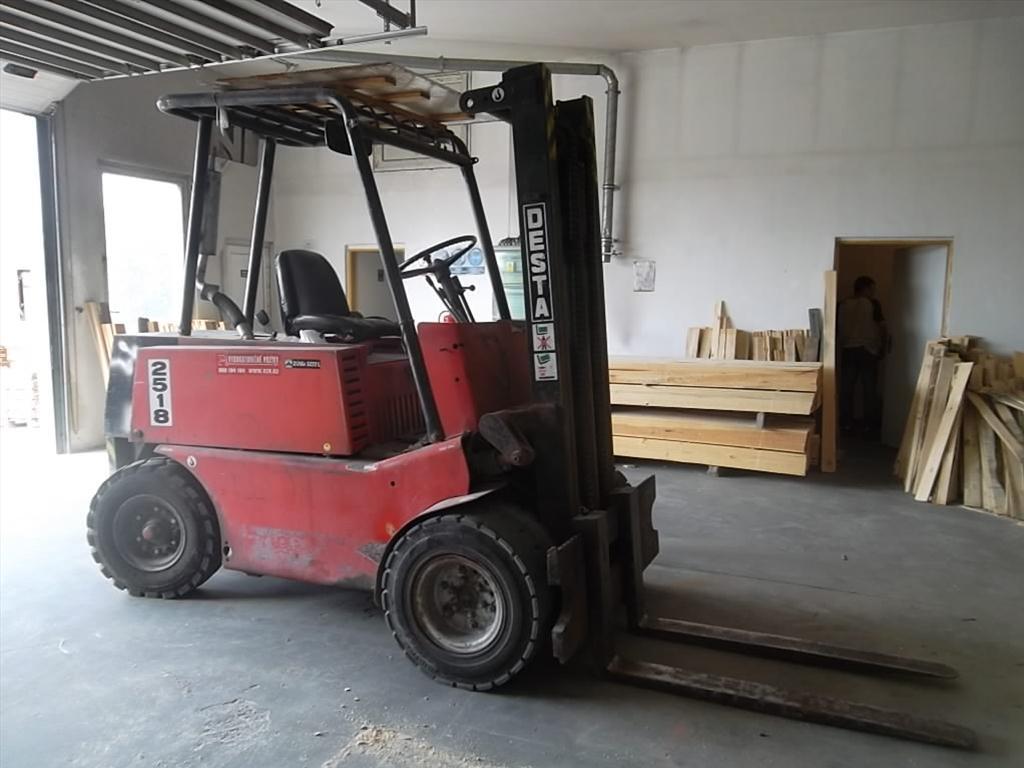 Vysokozdvižný vozík DESTA DVHM 3222L