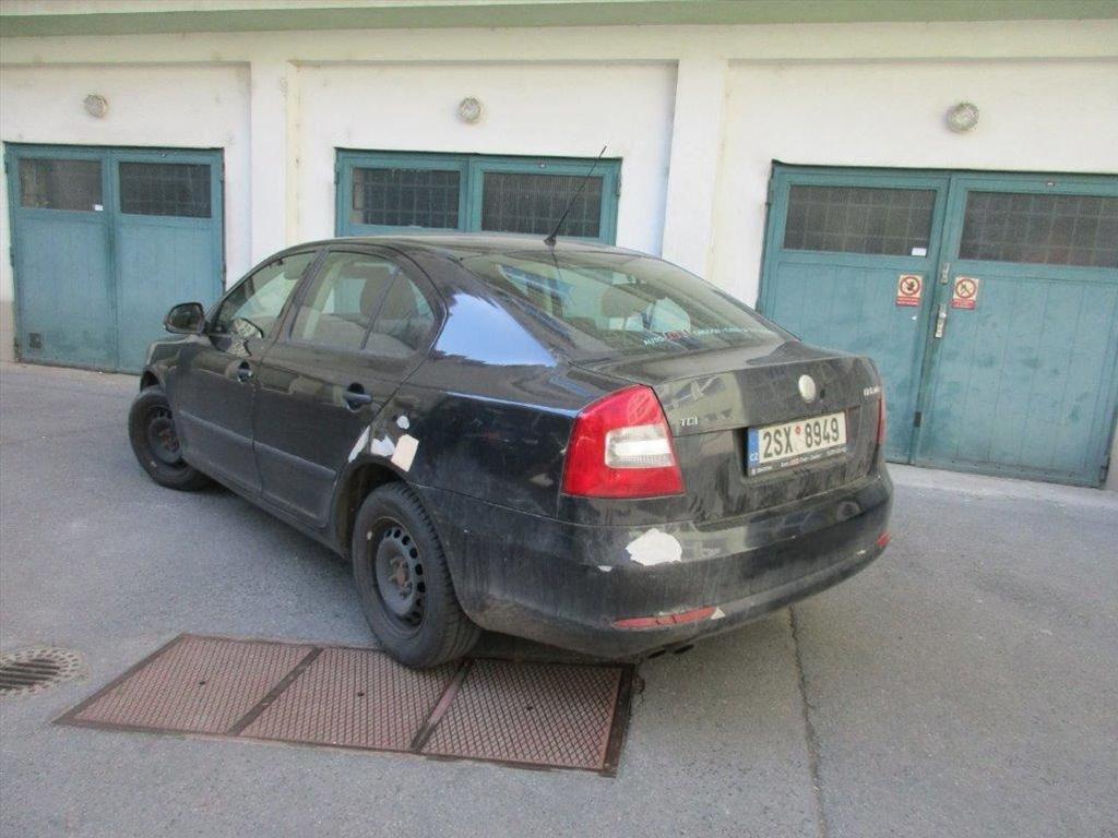 Územní pracoviště Praha – západ oznamuje konání veřejné dražby automobilů