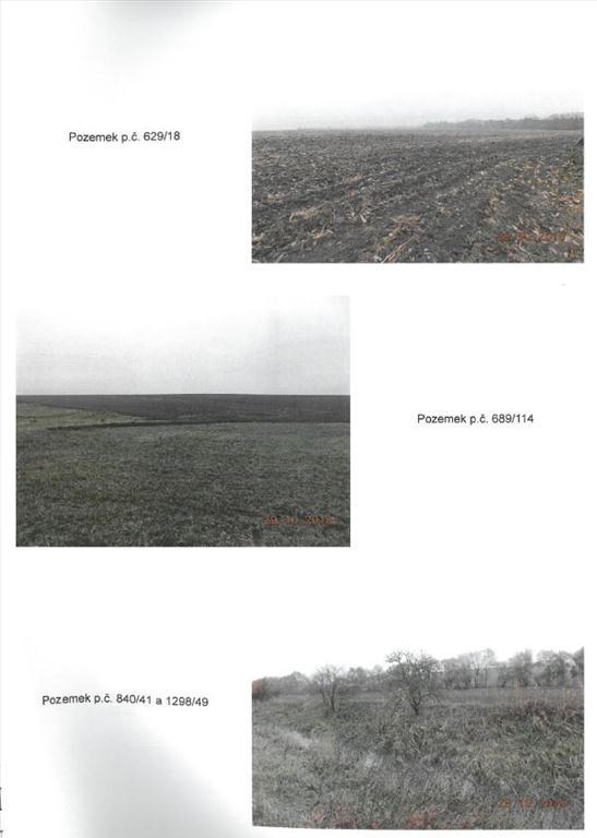 pozemky Sazená