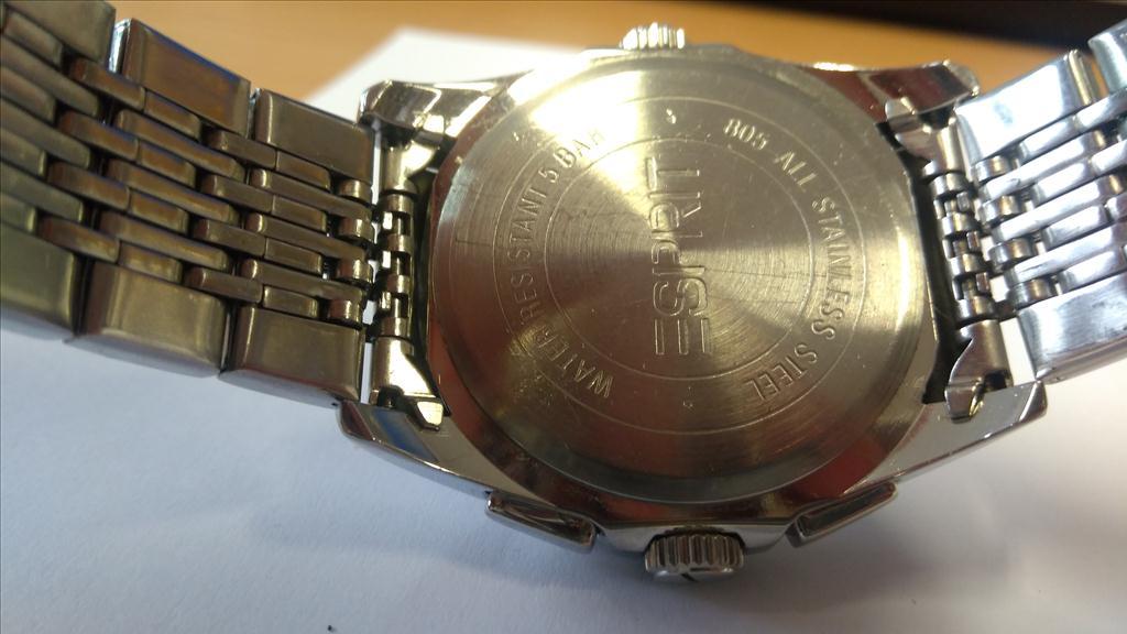 Pánské náramkové hodinky zn. ESPRIT CHRONOGRAPH