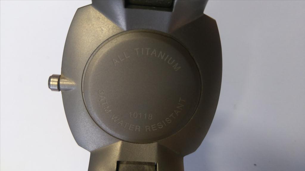 Pánské náramkové hodinky zn. ROTAX TITANUM