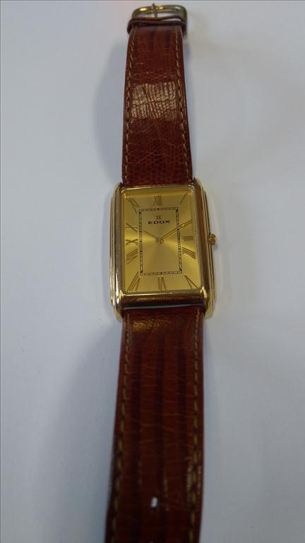 Pánské náramkové hodinky zn. EDOX