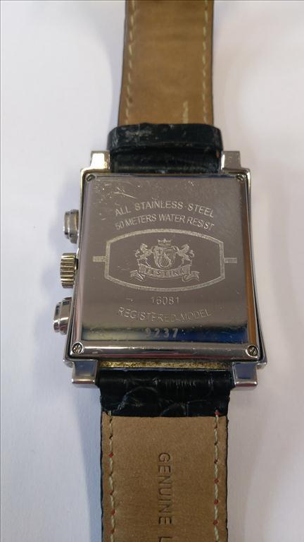 Pánské náramkové hodinky zn. FESTINA