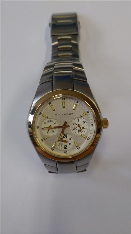 Pánské náramkové hodinky zn. MARKS & SPENCER BLUE HARBOUR