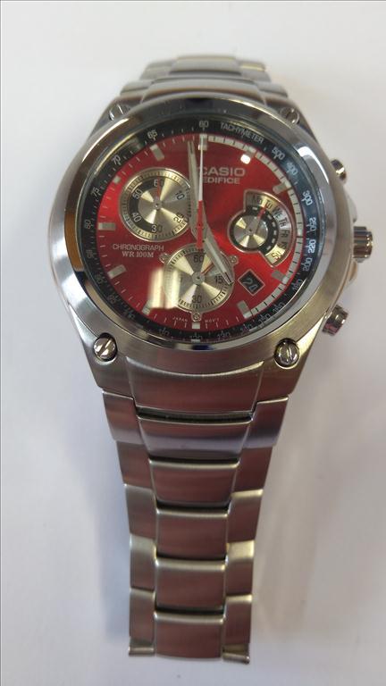 Pánské náramkové hodinky zn. CASIO EDIFICE CHRONOGRAPH