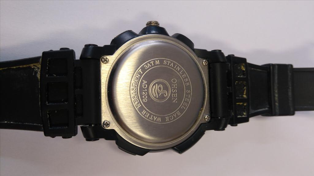 Pánské náramkové hodinky zn. OHSEN SPORT WATCH