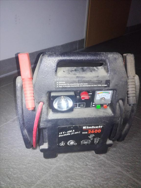 Energatická stanioce s kompresorem