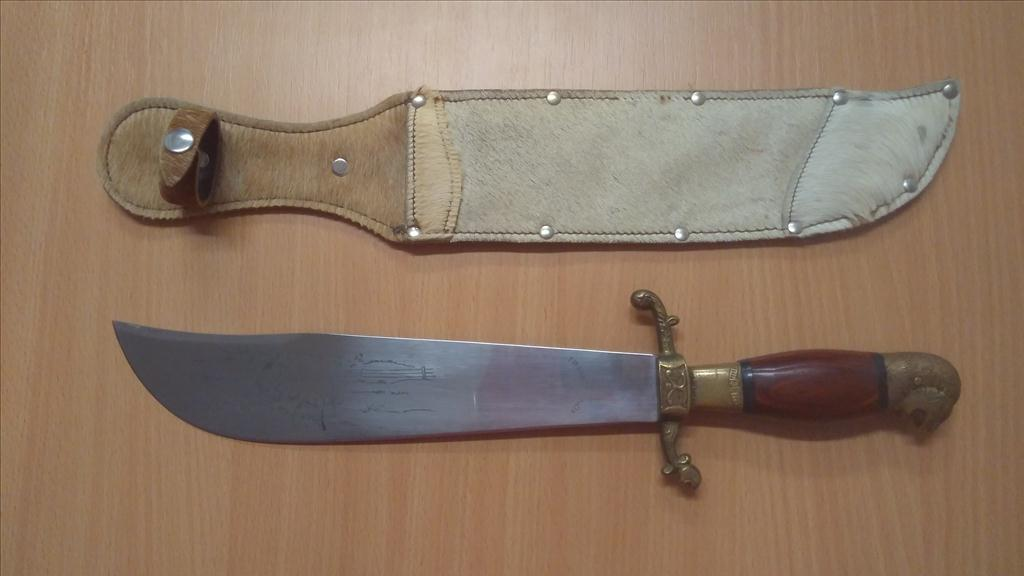 Nůž Tramontinox Brazil