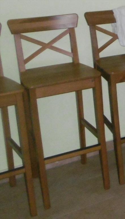 Barová židle - položky 20 až 23