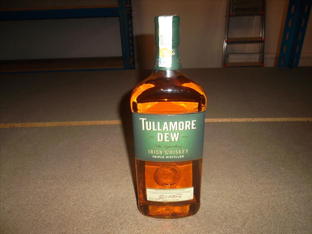 Tullamore Dew Irská whisky