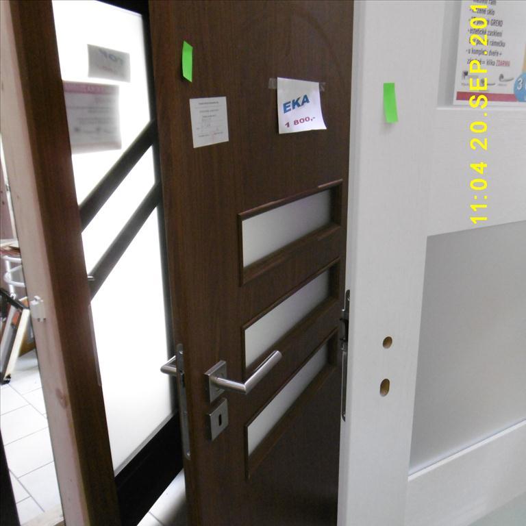 Interiérové dveře EKA