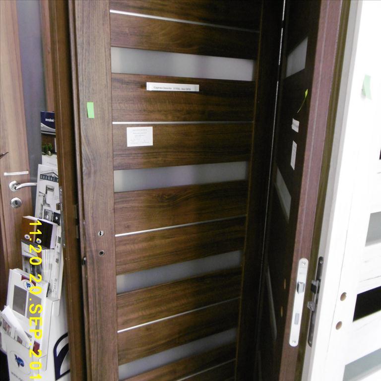 Interiérové dveře CAPENA INSERTO