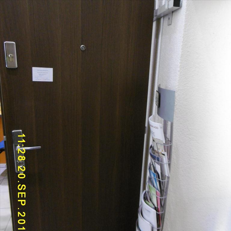 Vstupní bytové dveře bezpečnostní