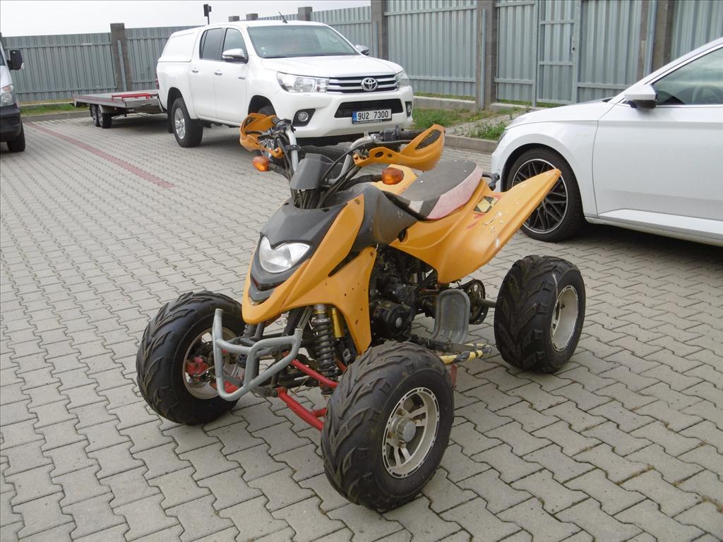 Územní pracoviště v Ústí nad Labem oznamuje konání veřejné dražby motocyklů