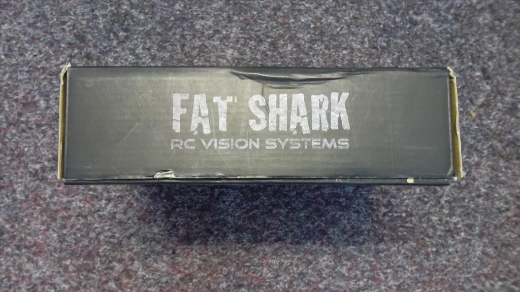 Fat shark dominator V1 (FPV video brýle)