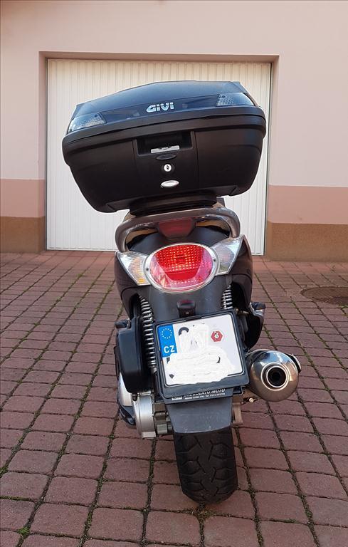 motocykl Aprilia