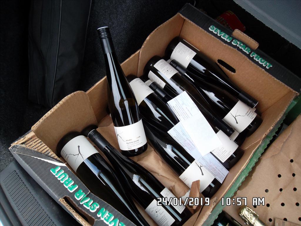 Soubor vín