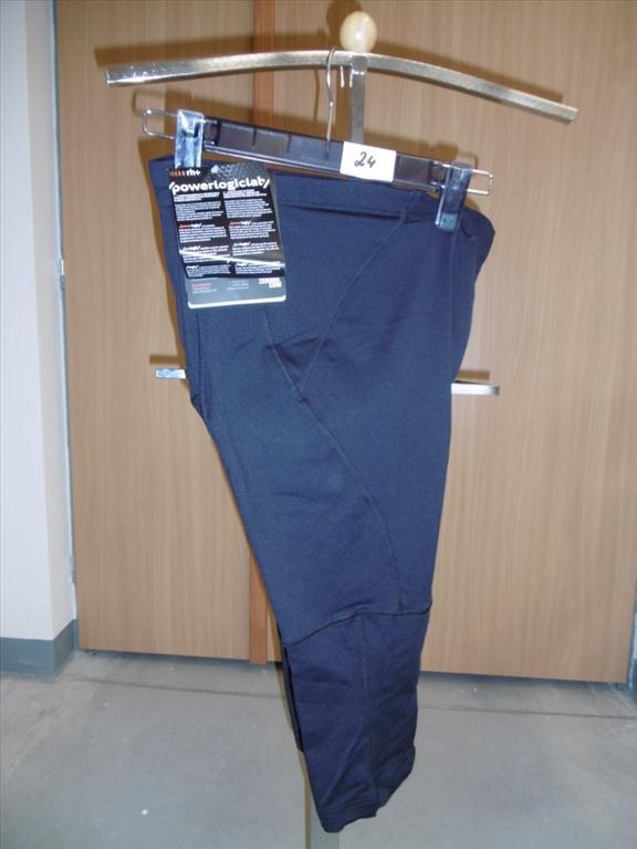 Soubor cyklistických kalhot - 12 kusů