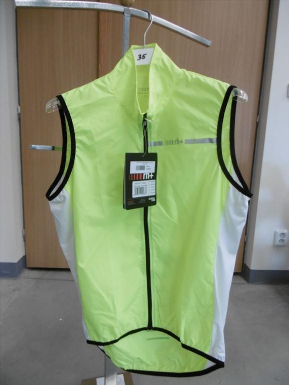 Soubor cyklistických vest - 10 ks