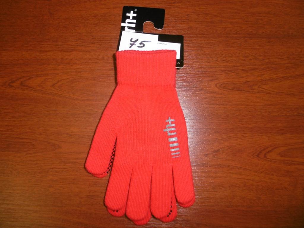 Soubor cyklistických rukavic - 13 kusů