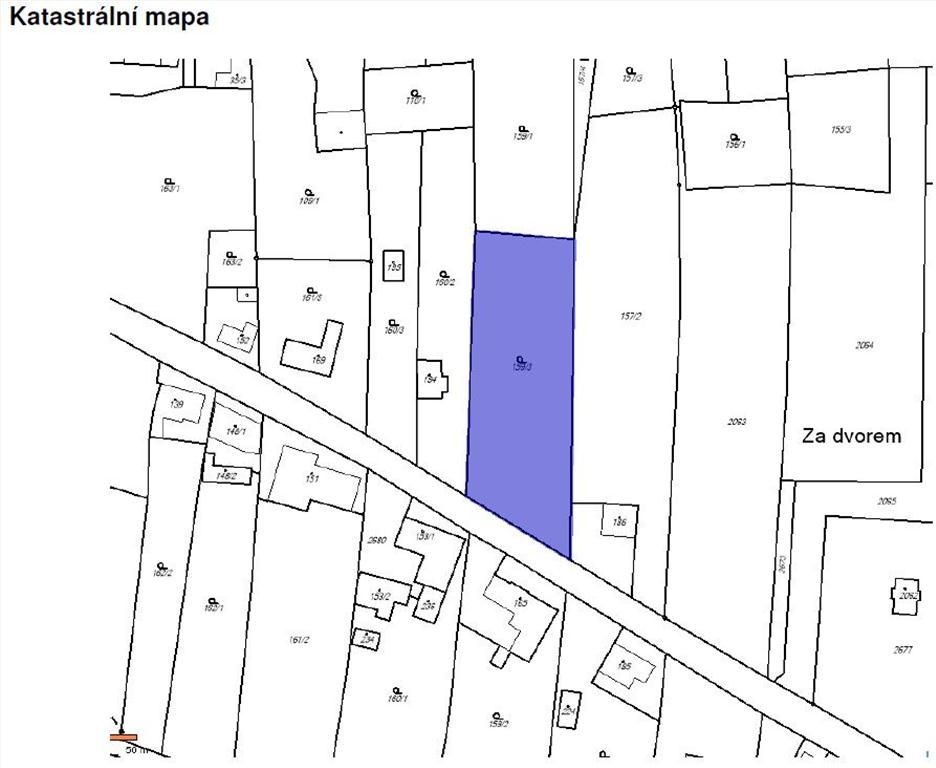 Územní pracoviště ve Svitavách oznamuje konání veřejné dražby pozemků