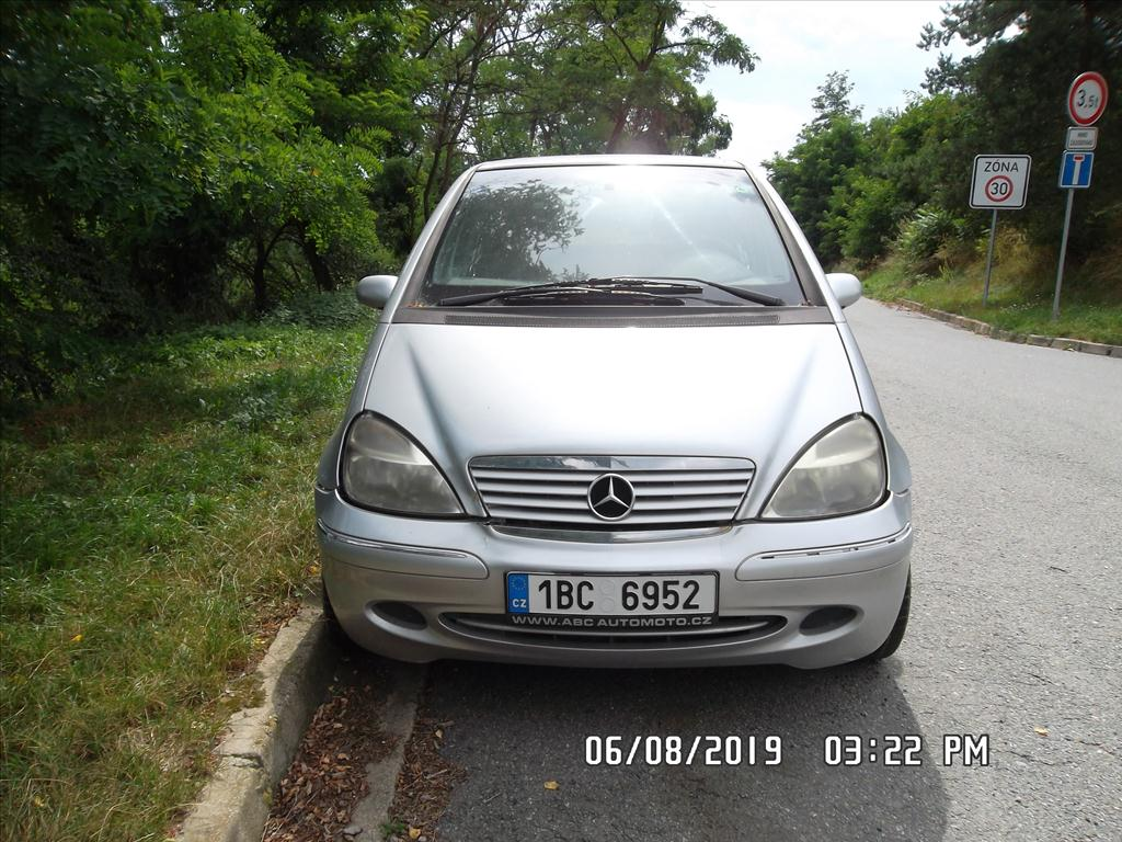 Osobní automobil Mercedes - Benz A 140