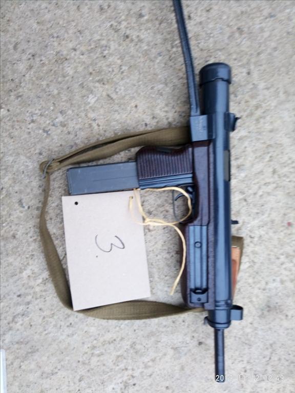 Samopal - model 26