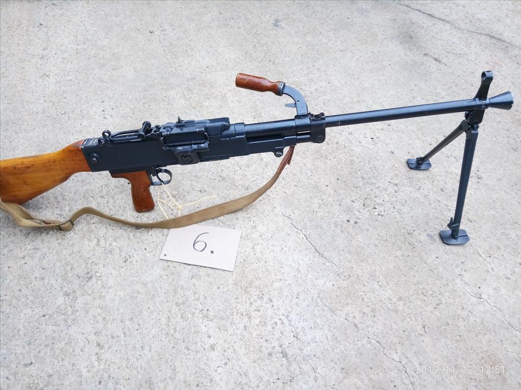 Kulomet - model UK 59 L