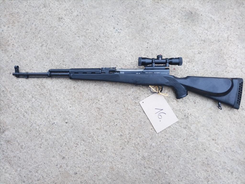 Puška samonabíjecí - model Hunter