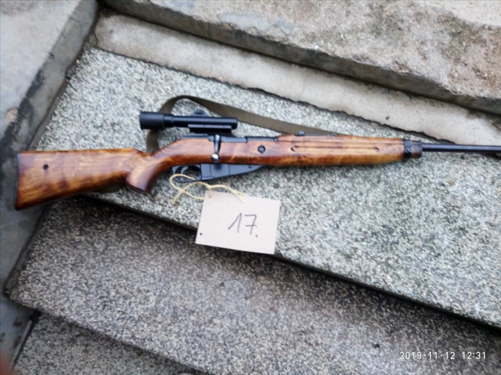 Puška opakovací - model 54