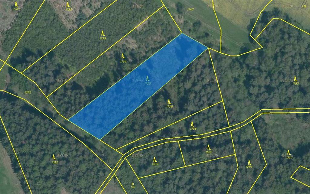 Územní pracoviště v Pelhřimově oznamuje konání veřejné dražby pozemků