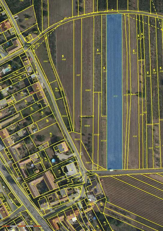 Územní pracoviště v Břeclavi oznamuje konání veřejné dražby pozemků
