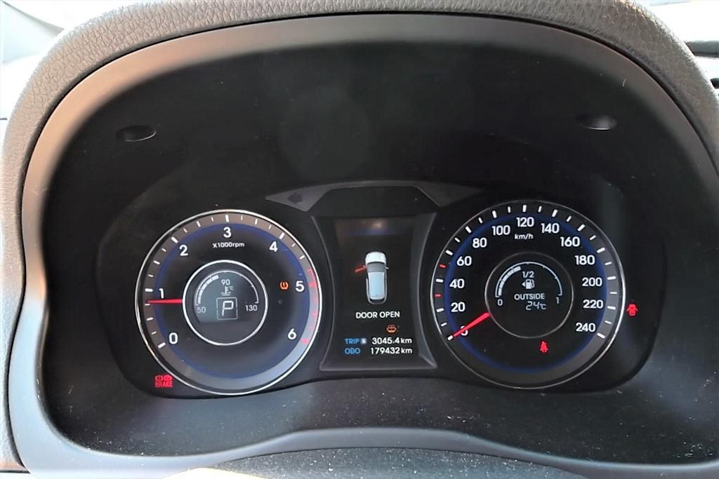 Osobní automobil, HYUNDAI I40 VF, kombi; RZ: 4Z78059