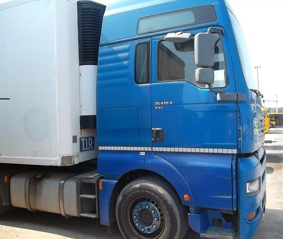 Nákladní automobil - tahač návěsů, MAN 18.413 FLT WMA; RZ: 1B93909
