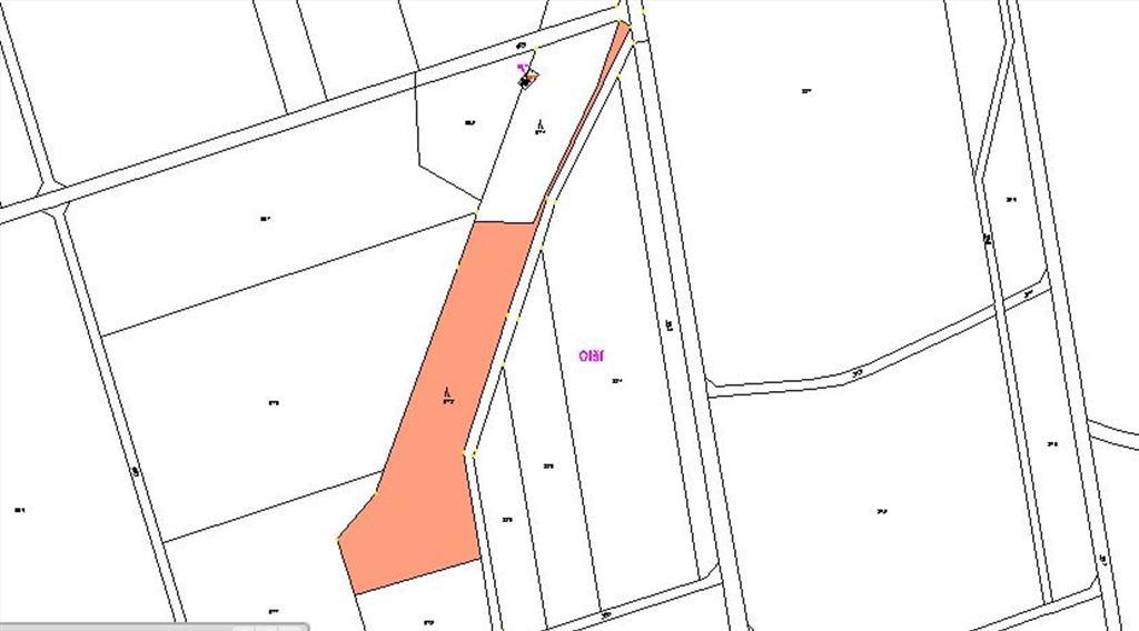 Náhled mapy - pozemek p.č. 673