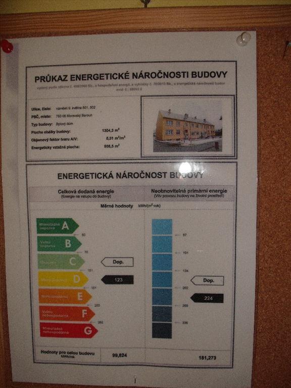 Foto 13 - průkaz energetické náročnosti