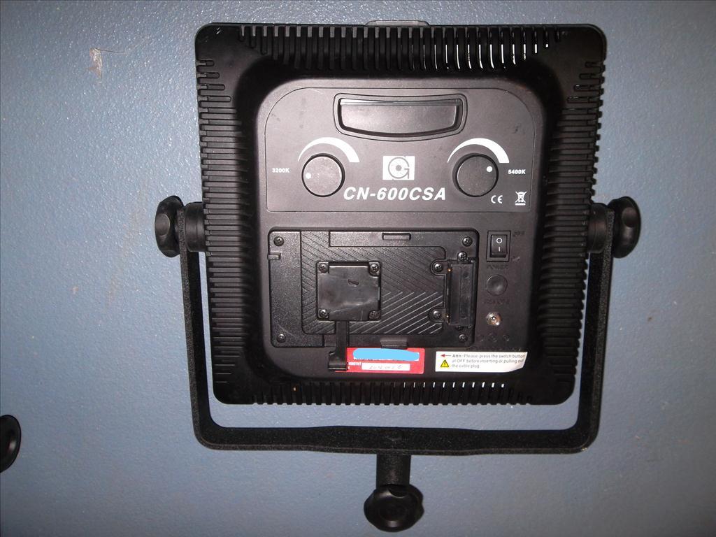 Světlo: set Bi-colour LED - foto 2