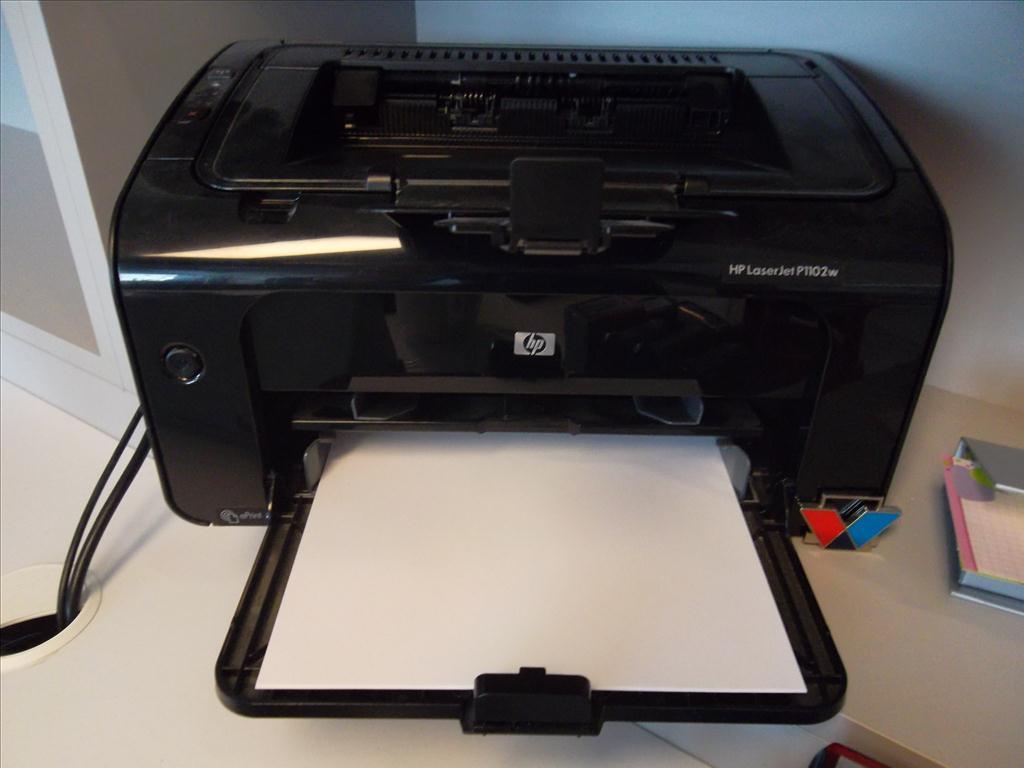 Tiskárna HP LaserJet P1102w