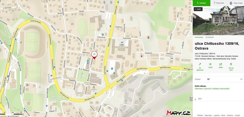 mapy cz