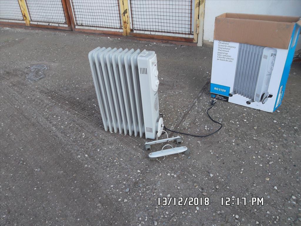 Olejový radiátor – 2 ks