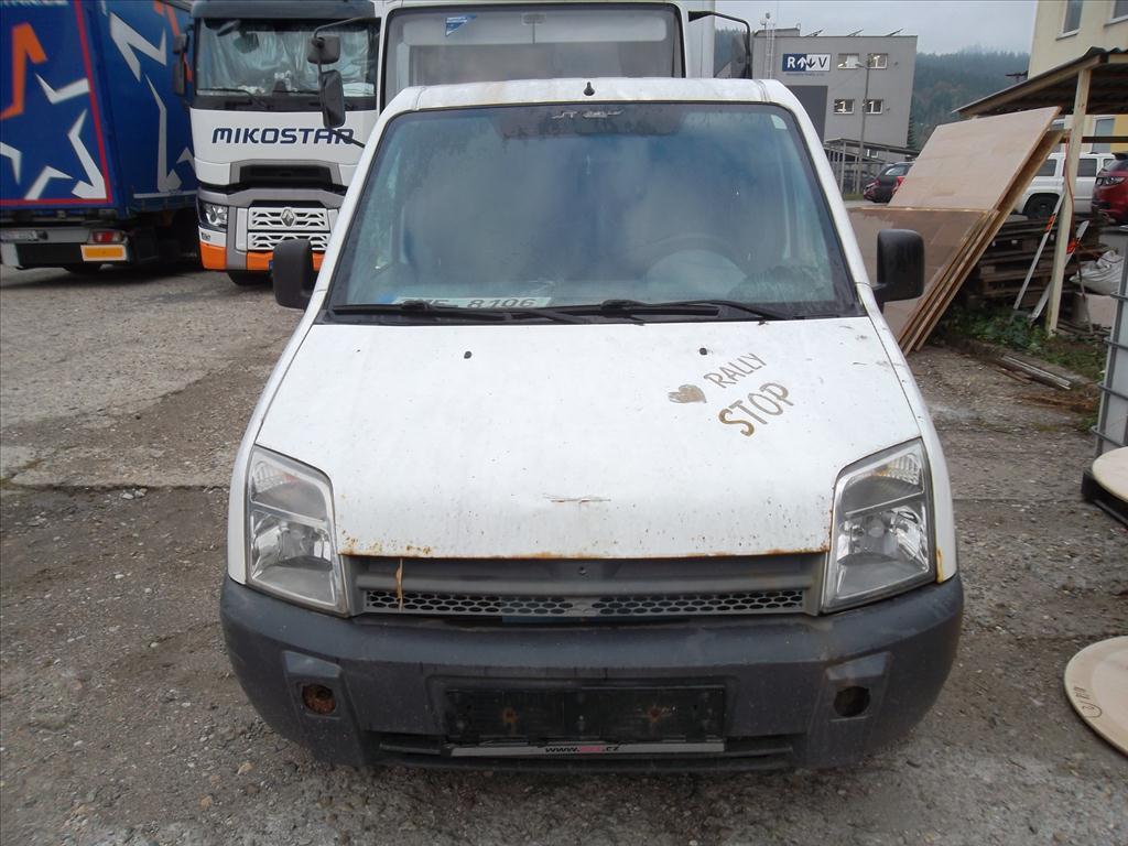 Užitkové vozidlo tovární značky Ford