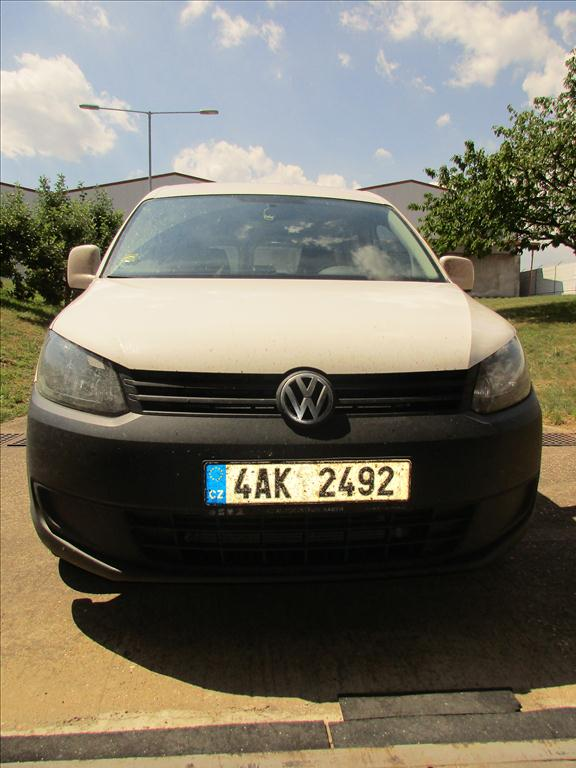 Volkswagen Caddy 1,6TDI
