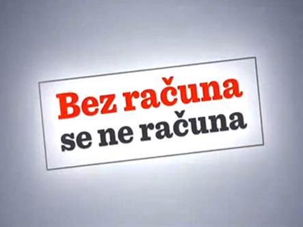 Informační video Ministerstva financí Chorvatska v souvislosti s informační kampaní k Fiskalizaci - chorvatské obdoby e-tržeb.