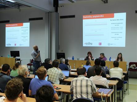 Dne 28. června 2017 proběhl další ze seminářů pro tvůrce a poskytovatele pokladních systémů s evidencí tržeb, který uspořádala Finanční správa a Státní pokladna Centrum sdílených služeb.