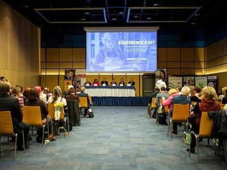 Záznam odborné konference k 3. a 4. vlně EET konané v Ostravě dne 21. 2. 2020.